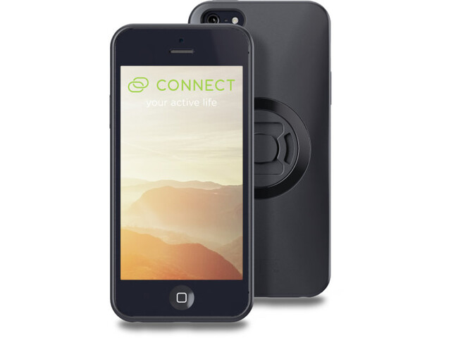 SP Connect Phone Case Set iPhone 8/7/6S/6 schwarz